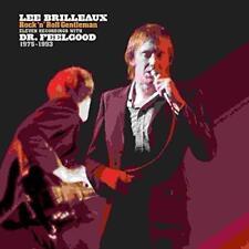Dr. Feelgood-LEE BRILLEAUX-Rock 'n' Roll Gentleman (NEW VINYL LP)