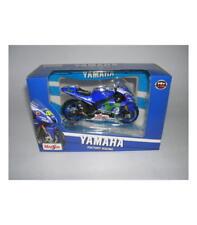 "2016 Yamaha YZR-M1 ""#99 Jorge Lorenzo"" 1 10 Maisto 31408l"
