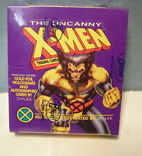 * 1992 * IMPEL * X-MEN TRADING CARDS * SEALED BOX ****