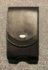 AGF CA0439-M005 Blackberry Torch 9800 and 9810 Premium Leather Pouch