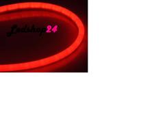 Angel Eyes flessibile Tuning Style Tubo   Fari LED 2 x 30 cm Mono Colore Rosso**