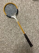 New listing Vintage Century Mark Iv Squash Racquet Wood