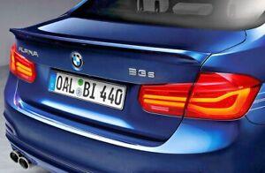 BMW F30 3 Series 2012-2018 Sedan Alpina OEM B3 Rear Spoiler Wing Brand New