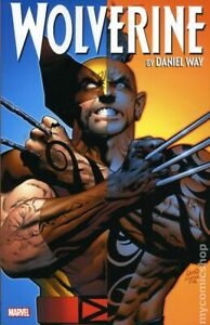 Wolverine TPB The Complete Collection by Daniel Way #3-1ST VF 2017 Stock Image