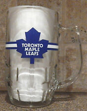 OFFICIAL NHL 1993 TORONTO MAPLE LEAFS BEER PINT MUG 16oz GLASS made in England