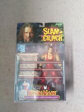 WCW Kevin Nash Slam And Crunch Figure MOC