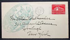 Mont vernon 2c stationery washington Birth place cachet ganzsache lettre i-4659