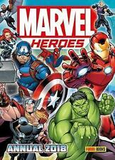 Marvel Heroes Annual 2018 by Simon Frith (Hardback, 2017)