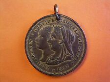 Queen Victoria Australian Diamond Jubilee Celebration Medal - 1837 - 1897