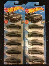 2018 Hot Wheels Nissan '82 Skyline R30 Gary - Lot of 10