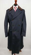 Baldessarini gabardina abrigo talla 50 algodón White Label impecable