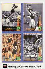 1994 Select AFL Cazaly Trading Card Base Card Team Set Carlton (9)-RARE&MINT!
