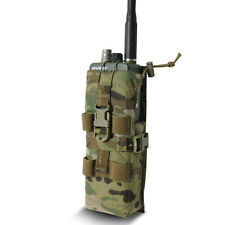 TYR Tactical Multicam Drop-Down/Tilt-Out 152 MBTR JTAC Radio Pouch