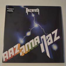 NAZARETH - RAZAMANAZ - 2013 LP LTD. EDITION COLOR VINYL SEALED