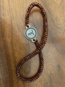 Teleties Headband Bracelet brown Tortoise Not in package but unworn