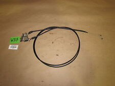 Yamaha 2000 XL1200 Limited Servo Motor Cables Power Exhaust Valve Linkage 99