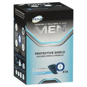 Tena Men Level 0 Protective Shield 14 Pack