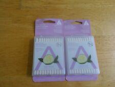 Lot of 2 Almay Gentle Oil Free Makeup Eraser Sticks 24 Liquid Filled Sticks/Pack