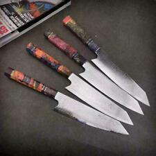 Damascus Kitchen Knives vg10 Japanese Damascus Steel Kiritsuke Knife Pro FS