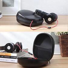 Practical Carrying Hard Case EVA Bag Storage Box For Headset Earphone Headphone