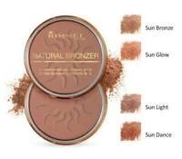 Rimmel  Natural Bronzer Waterproof sun shimmer Bronzer 3 in 1 shimmering bronzer