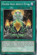 YU-GI-OH CARD: MACHINE ANGEL ABSOLUTE RITUAL - RATE-EN055