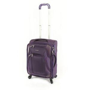 Samsonite Dakar Lite Carry-On Luggage Small Purple Travel Bag