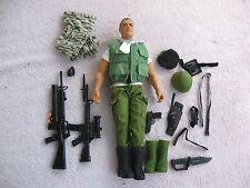 GIJOE G.I.Joe  Robert Grunt Graves Sergeant  figure