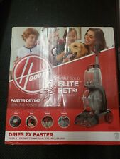 Hoover FH50251 Power Scrub Elite Pet Upright Carpet Cleaner