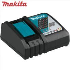 Makita DC18RC 7.2-18V (220V) Lithium-Ion Rapid Optimum Battery Charger - DC18RA