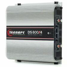 Taramp's DS 800x4 2 Ohms 4 Channels 800 Watts Amplifier