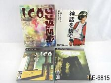 Ico Shadow of the Colossus Limited Box Playstation 3 Japanese Import Edition PS3