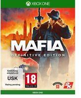 Mafia Definitive Edition uncut inkl. Bonus Code Xbox One
