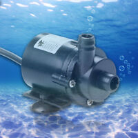 12V Immersible Submersible Marine Bilge Water Pump W// Float Switch 1100GPH #ur