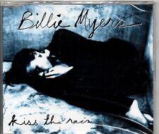 BILLIE MYERS  CD single KISS THE RAIN 1998 sealed NUOVO sigillato 4 tracce