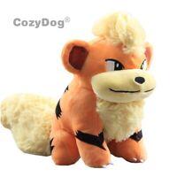 Growlithe 20cm Dog Plush Toy Stuffed Animal Doll 8'' Teddy Cuddle Kids Gift