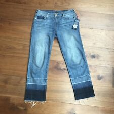 True Religion Relaxed Straight Womens Jeans Size 27
