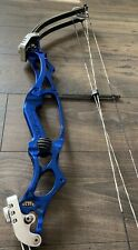 "Hoyt ProElite XT3000 Compound Bow RH 27.5"" 50-60# Target Competition Spiral X"