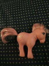 My Little Pony, Cotton Candy, Earth Pony, Vintage G1, Concave Hoof, Nice Shape