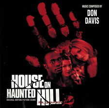 House On Haunted Hill - Original Soundtrack [1999] | Don Davis | CD