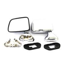 2X Chrome Door Mirror 88-98 Fit Toyota Hilux 5thGen N80 90 100 SR5 DLX V6 Pickup