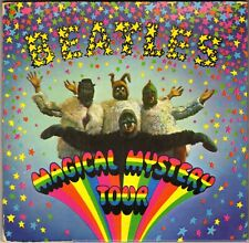 """THE BEATLES """"MAGICAL MYSTERY TOUR"""" 60'S DOUBLE EP ODEON SMO/HS 39501 / 39502"""