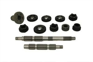 5-Speed Transmission Gear Set for Harley Touring Softail Dyna Super Glide