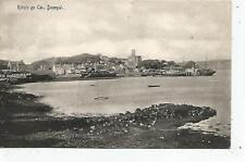 irish postcard ireland donegal killybegs