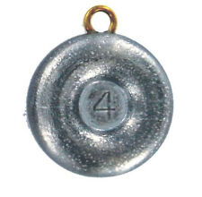 15 Surf - Disc  Sinkers 4 oz fishing duck decoy weights FAST FREE SHIPPING