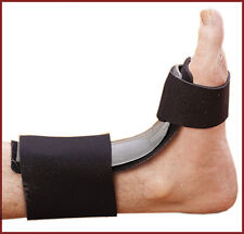 DORSI-LITE, foot drop treatment, foot orthosis, with/without shoes, stays on!