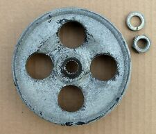 NISSAN MAXIMA 3.0 Power Steering Pump Pulley 91