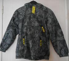 Anorak à capuche, Blouson, BKL Wear, 10 ans, gris