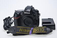 Nikon D810 36.3 MP DSLR Camera (Body)