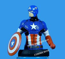 Buste en résine CAPTAIN AMERICA figurine Marvel film ADVENGERS capitaine figure